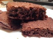 Grandma's Brownies - definitely something to be grateful for!